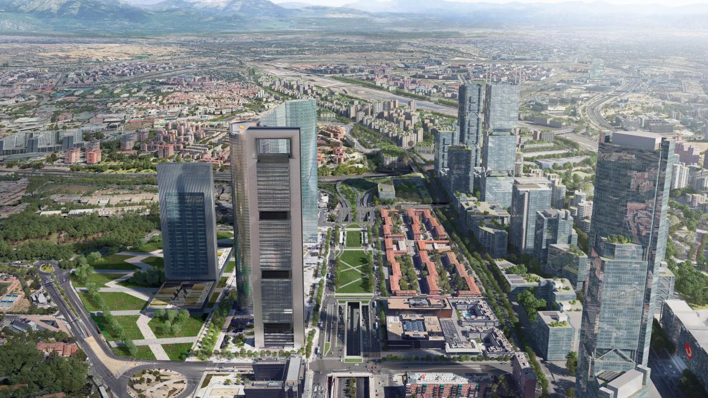 Proyecto Madrid Nuevo Norte